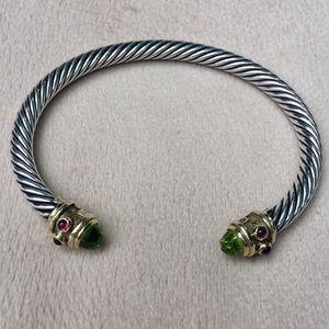 David Yurman 5mm Cable Bracelet